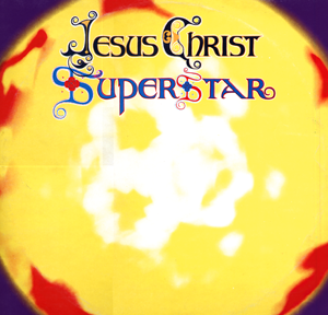 Jesus Christ Superstar (album) - Image: Jcs uk cover