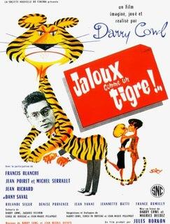 <i>Jealous as a Tiger</i> 1964 film