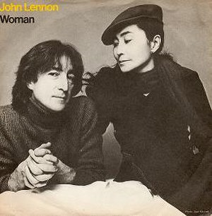 Woman (John Lennon song) - Image: John Lennon Woman