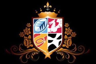 Judgement Day (rugby union) - The official logo of Judgement Day. The regional badges: Cardiff Blues top left, Scarlets top right, Newport Gwent Dragons bottom left and Ospreys bottom right