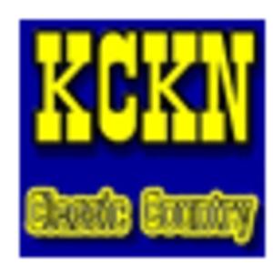 KCKN - Station's former logo