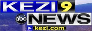 KEZI - KEZI 9 News logo (2008–2010)
