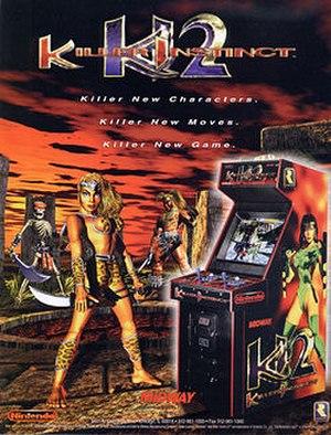 Killer Instinct 2 - Killer Instinct 2
