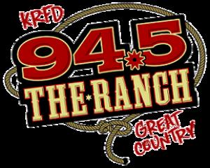 KCGC (FM) - Image: KRFD station logo