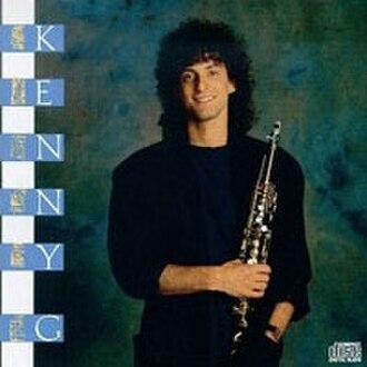 Kenny G (album) - Image: Kenny G