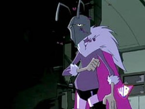Killer Moth - Killer Moth as seen in The Batman.