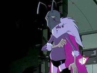 Killer Moth - Killer Moth as seen in The Batman.