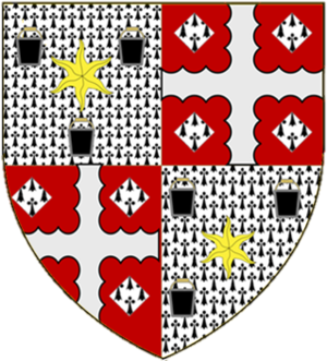 Robin Leigh-Pemberton, Baron Kingsdown - Image: Kingsdown Shield