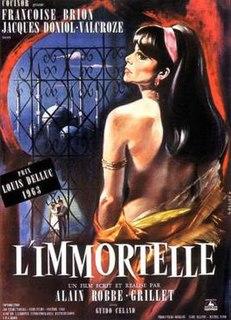 <i>LImmortelle</i> 1963 film