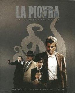<i>La piovra</i> Italian television series