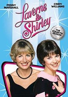 <i>Laverne & Shirley</i> (season 4)