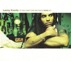 If You Can't Say No - Image: Lenny Kravitz If You Can't Say No