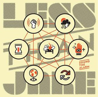 Sound the Alarm (EP) - Image: Less Than Jake Soundthe Alarm