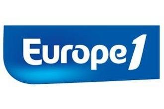 Europe 1 - Image: Logo Europe 1 2005