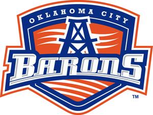 Oklahoma City Barons - Image: Logo Oklahoma City Barons