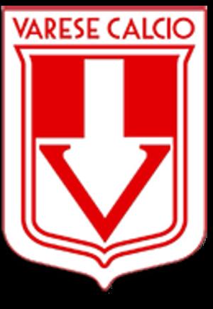 Varese Calcio - Image: Logo Varese Calcio (since 2015)