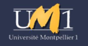 University of Montpellier 1 - Logo of Montpellier 1 University