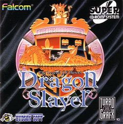 Dragon Slayer: The Legend of Heroes - Wikipedia