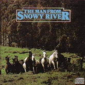 The Man from Snowy River (soundtrack) - Image: M f s r Aust
