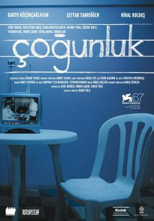 Majority (film) - Turkish poster