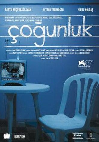 Majority (film) - Turkish poster