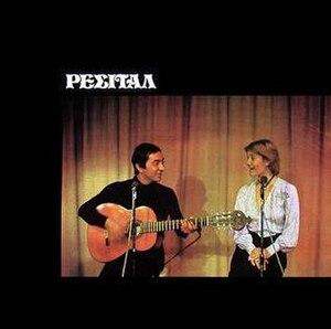 Marinella & Kostas Hatzis – Recital - Image: Marinella Hatzis Recital 1976