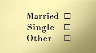 <i>Married Single Other</i> television series