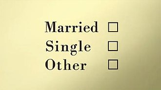 Married Single Other - Intertitle
