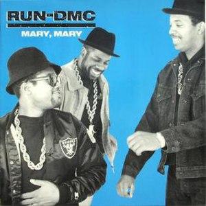 Mary, Mary (song) - Image: Mary Mary
