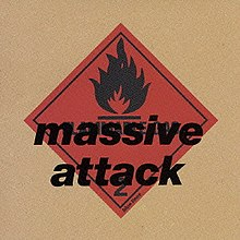 Blue Lines Massive Attack album cover