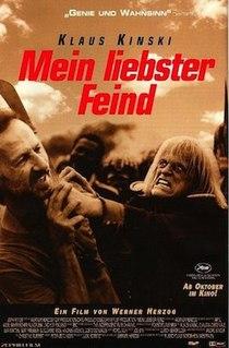 <i>My Best Fiend</i> 1999 film by Werner Herzog