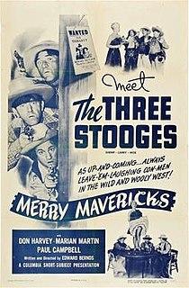 <i>Merry Mavericks</i>