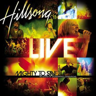 Mighty to Save (Hillsong album) - Image: Mighty to Save
