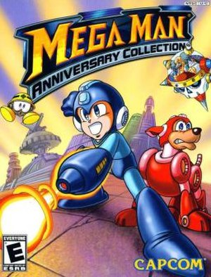 Mega Man Anniversary Collection - Image: Mmacbox