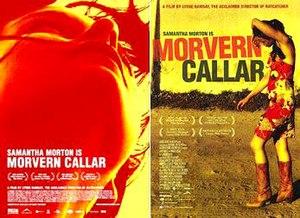 Morvern Callar (film) - Image: Morvern Callarfilmposter