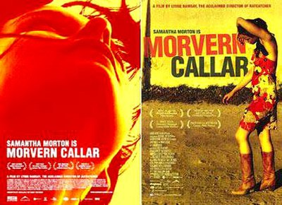 Picture of a movie: Morvern Callar