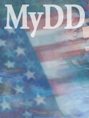 MyDD - Image: My DD Icon