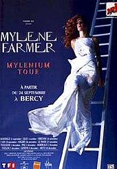 concert mylene farmer mylenium tour