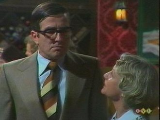 Number 96 (TV series) - Wendy Blacklock and Mike Dorsey, played comedy characters Edie and Reg, known as Mummy and Daddy
