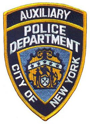 New York City Police Department Auxiliary Police - Image: NYPD Auxiliary