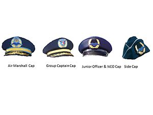 Namibian Air Force - Caps of the Namibian Air Force