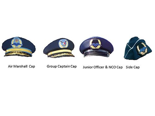 Caps of the Namibian Air Force