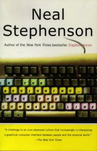 In the Beginning... Was the Command Line - Image: Neal Stephenson in the beginning