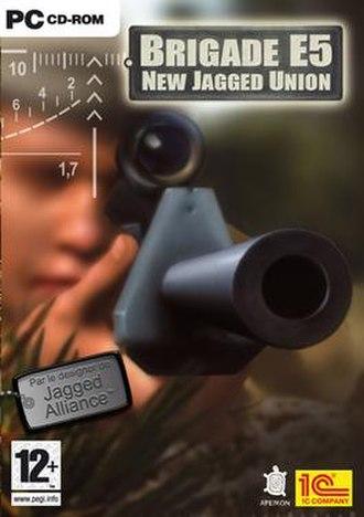 Brigade E5: New Jagged Union - Image: New Jagged Union