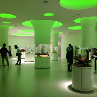 Takenaka Corporation - Nifrel Aquarium at Expocity by Takenaka