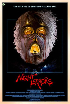 Night Terrors (film) - VHS cover