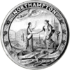 Official seal of Northampton, Massachusetts