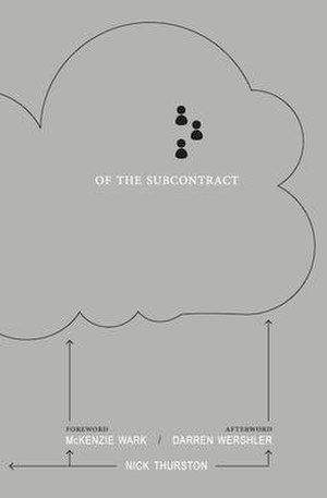 Of the Subcontract - Image: Of the Subcontract Front Cover