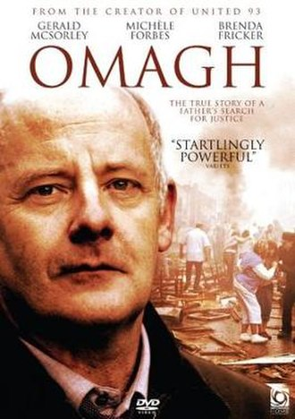 Omagh (film) - Image: Omagh Film Poster