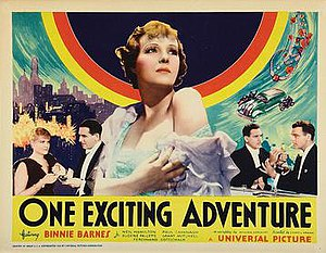 One Exciting Adventure - Image: One Exciting Adventure